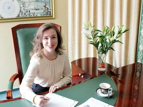 Adriana Košovská - blog